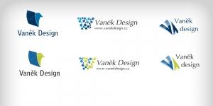 Variace log pro studio Vaněk Design