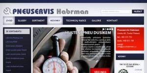 Pneuservis Habrman