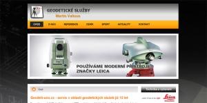 Geodeti z Ústí nad Orlicí