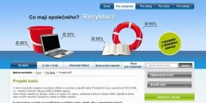 Ekontejnery.cz - třídíme odpad