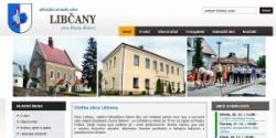Nový web pro obec Libčany