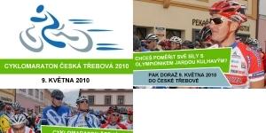 Banner na Cyklomaraton Česká Třebová