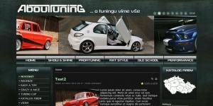 Tuningový server Abouttuning.cz