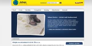Stránky pro Johan ENVIRO