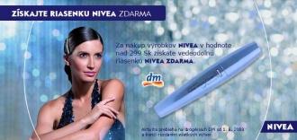 Soutěž NIVEA s DM o řasenku