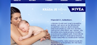 Newsletter NIVEA Baby