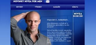 NIVEA newsletter for MEN Extreme