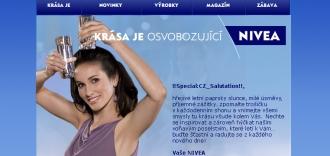 NIVEA news Léto 2008