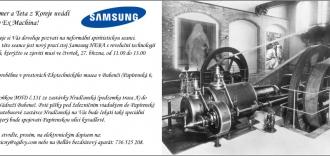 Pozvánka Samsung Heba