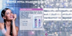 Soutěž NIVEA Diamond Gloss